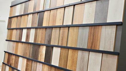 Wood Floor Showroom