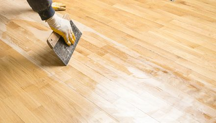 Wood Floor Staining and Refinishing
